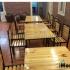 Bàn ghế quán ăn, nhà hàng 003
