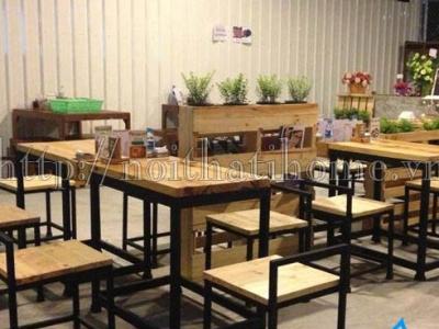Hình ảnh Bàn ghế cafe, trà sữa 004