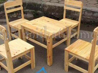 Hình ảnh Bộ bàn ghế cafe đẹp