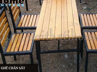 Hình ảnh Bàn ghế nhà hàng đẹp 008