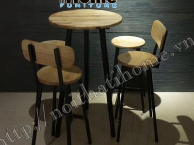 Hình ảnh Bàn ghế bar đẹp, phong cách 005