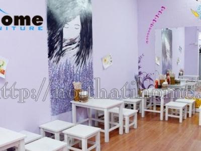 Hình ảnh Bàn ghế cafe, trà sữa đẹp và phong cách