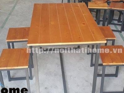 Hình ảnh Bàn ghế cafe đẹp, phong cách 030