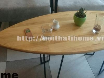 Hình ảnh Bàn cafe phong cách lạ, đẹp mắt