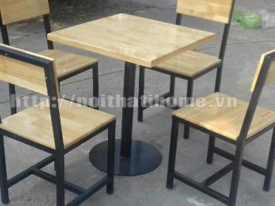 Hình ảnh Bàn ghế cafe đẹp 035