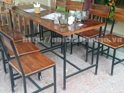 Hình ảnh Bàn ghế cafe 036