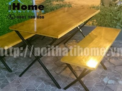 Hình ảnh Bộ bàn ghế nhà hàng  BGA 014