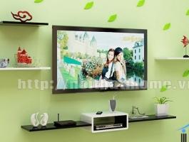 Kệ trang trí phòng khách : GTT022