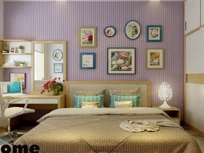 Hình ảnh Thiết kế nội thất phòng ngủ cao cấp Hải Phòng