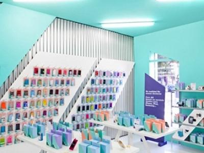 Hình ảnh Thiết kế cửa hàng bán phụ kiện điện thoại từ A-Z tại Hải Phòng