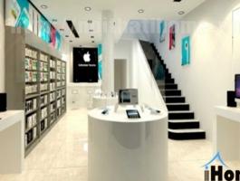 Thiết kế Shop – Cửa hàng máy tính điện thoại ở tại Hải Phòng