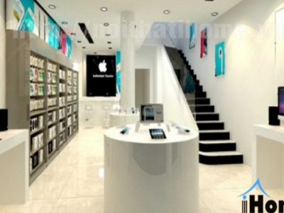 Hình ảnh Thiết kế Shop – Cửa hàng máy tính điện thoại ở tại Hải Phòng