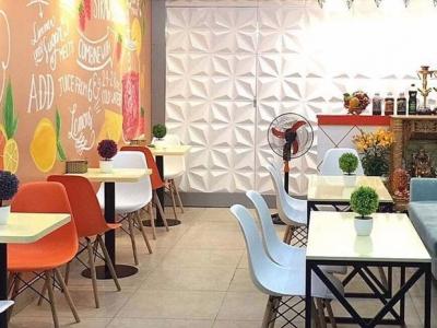 Hình ảnh Thiết kế quán cafe Méli Juce tại Hải Phòng : Nội thất I-Home