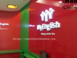 Thiết kế Trung tâm Ngoại ngữ  ở tại Hải Phòng | Nội thất I-Home