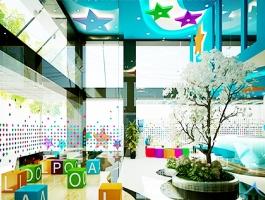 7 mẫu thiết kế Trung tâm Anh ngữ ĐẸP – ĐỘC ở tại Hải Phòng