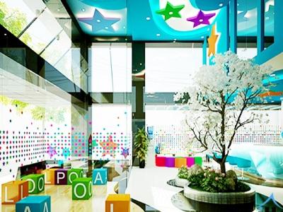 Hình ảnh 7 mẫu thiết kế Trung tâm Anh ngữ ĐẸP – ĐỘC ở tại Hải Phòng
