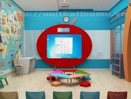 5 mẫu nội thất Trung tâm Ngoại ngữ từ 70 TRIỆU tại Hải Phòng