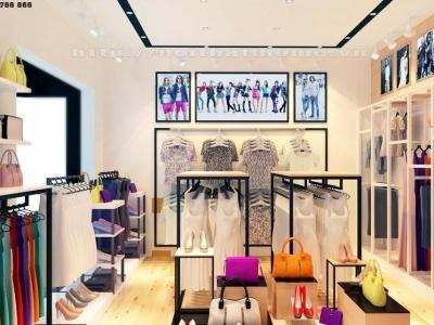 Hình ảnh Hướng dẫn thiết kế Shop – Cửa hàng thời trang ở tại Hải Phòng