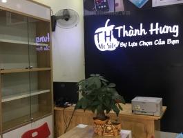 Thiết kế Shop – cửa hàng điện thoại Thành Hưng tại Hải Phòng