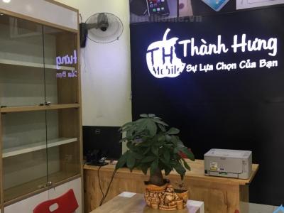 Hình ảnh Thiết kế Shop – cửa hàng điện thoại Thành Hưng tại Hải Phòng