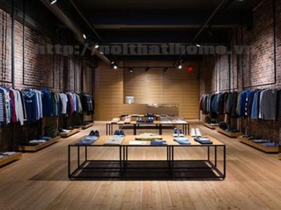 Hình ảnh Top 9 mẫu thiết kế cửa hàng thời trang nam đẹp ở tại Hải Phòng