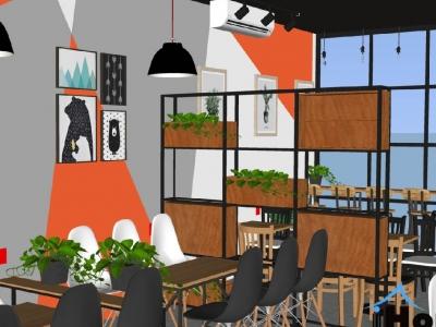 Hình ảnh Lợi ích thiết kế quán cafe trước khi kinh doanh tại Hải Phòng