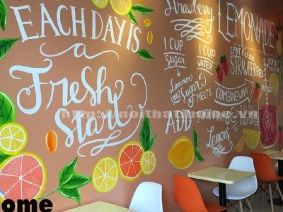 Hình ảnh Thiết kế quán cafe hiện đại tại Hải Phòng