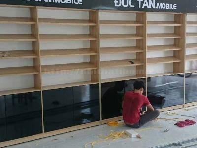 Hình ảnh Thiết kế Shop – Cửa hàng điện thoại Đức Tấn ở tại Hải Dương