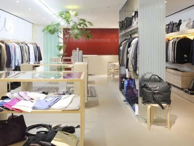 Hình ảnh 7 mẫu thiết kế Shop – Cửa hàng thời trang nhỏ ở tại Hải Phòng