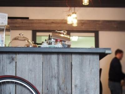 Hình ảnh Ý tưởng thiết kế quán cafe phong cách Vintage