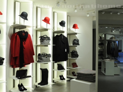 Hình ảnh Thiết kế Shop – Cửa hàng thời trang công sở ở tại Hải Phòng