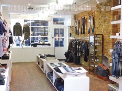 Hình ảnh Thiết kế nội thất Shop - Cửa hàng thời trang ở tại hải phòng