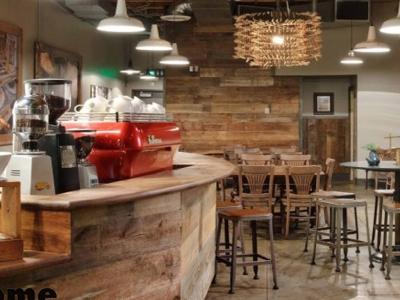 Hình ảnh Thiết kế quán cafe phong cách cổ điển Hải Phòng