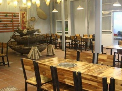 Hình ảnh Thiết kế nhà hàng - nội thất nhà hàng Hải Phòng