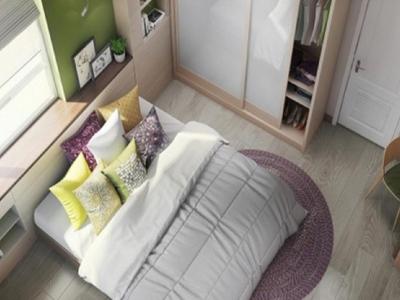 Hình ảnh Thiết kế nội thất phòng ngủ 20m2 tại Hải Phòng