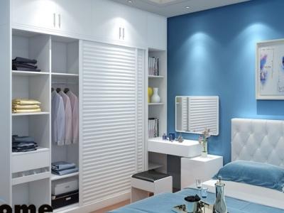 Hình ảnh Top 3 phong cách thiết kế nội thất phòng ngủ Hải Phòng năm 2017