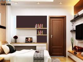 Thiết kế nội thất phòng ngủ giá rẻ Hải Phòng