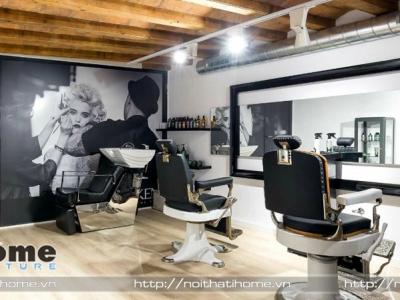 Hình ảnh Kinh nghiệm mở salon tóc - tiệm tóc nam