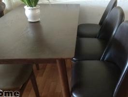 Mẫu bàn ghế ăn cho các gia đình