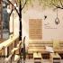 WOW !!! 3 bí kíp trang trí quán café