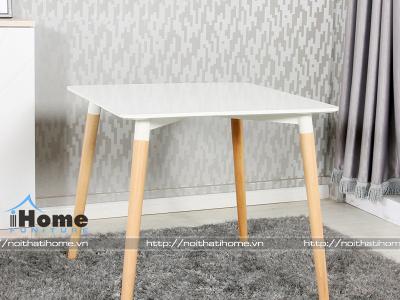 Hình ảnh Bàn cafe Eames vuông 80 cm
