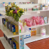 Thiết kế nội thất shop quần áo mẹ và bé Baby Shop diện tích nhỏ tại Hải Phòng