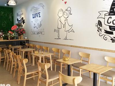 """Hình ảnh 6 bước để thiết kế quán cafe đẹp """"vạn người mê"""" tại Hải Phòng"""