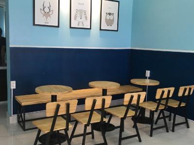 Hình ảnh Thiết kế quán cafe bình dân tại Hải Phòng