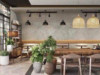 Hình ảnh Cách thiết kế quán cafe giá rẻ được nhiều người yêu thích nhất