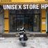 Thiết kế shop thời trang Unisex Store tại Hai Bà Trưng Hải Phòng