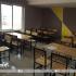 Thiết kế bàn ghế nhà ăn bệnh viện đa khoa Hồng Phúc Hải Phòng