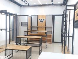 Thiết kế nội thất shop thời trang 15 Hoàng Quốc Việt Kiến An
