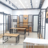 Thiết kế nội thất shop thời trang 15 Hoàng Quốc Việt Kiến An Hải Phòng