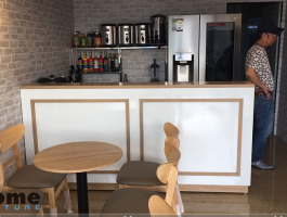 Setup trọn gói quán cafe Mr.Péo 85 Tam Bạc Hải Phòng